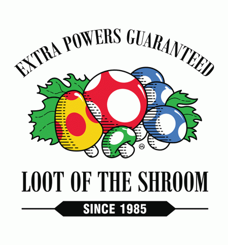 BustedTees: Loot of the Shroom