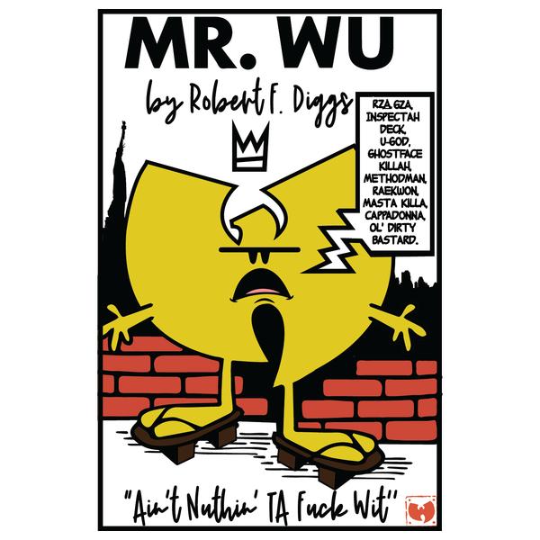 NeatoShop: Mr. Wu
