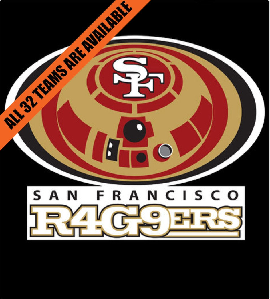 Shirt Battle: San Francisco R4G9ers