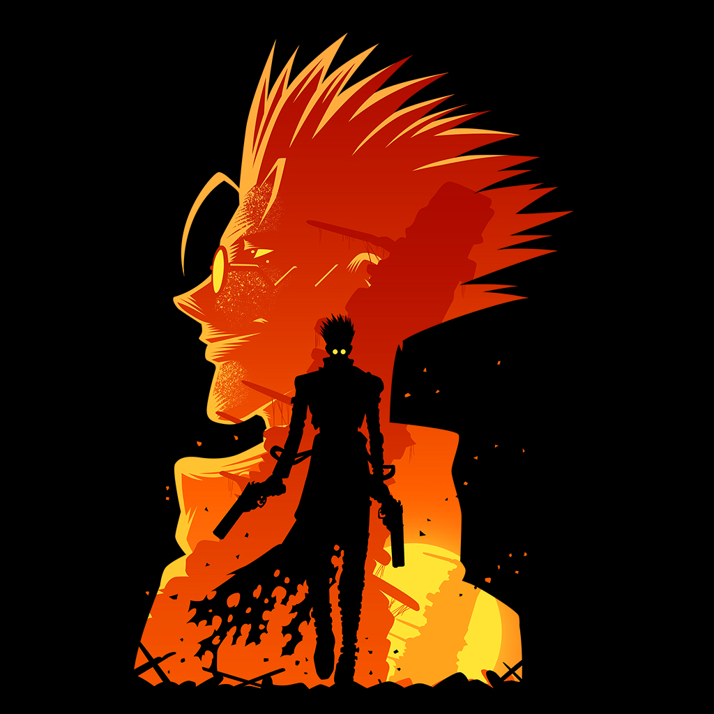 TeeTee: Hunter Manga