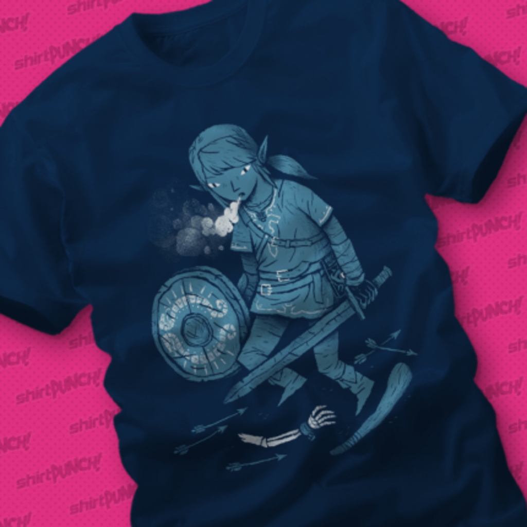ShirtPunch: Breath of the Link