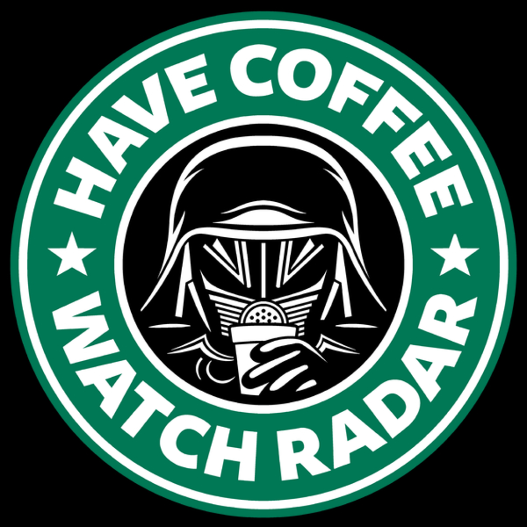 NeatoShop: Have Coffee, Watch Radar