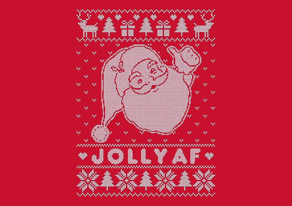 TeeFury: Jolly AF