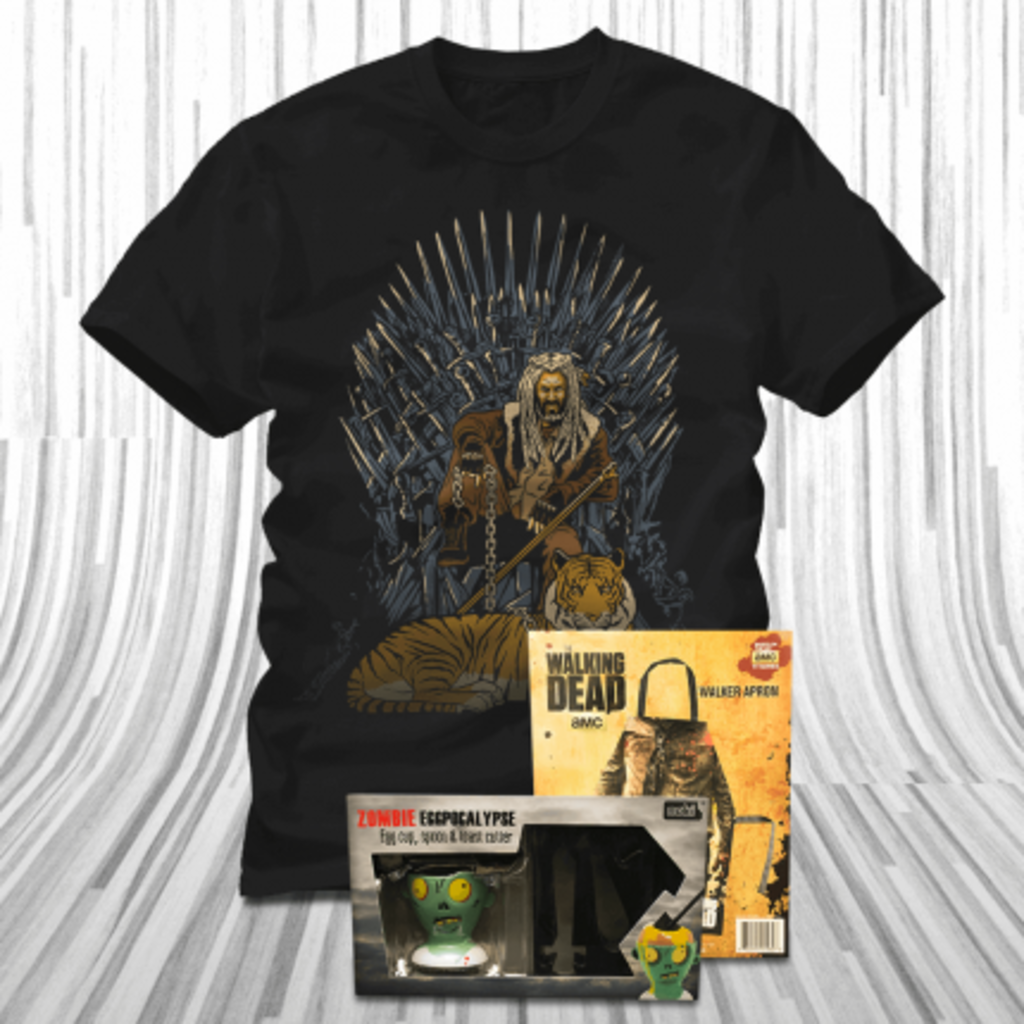 ShirtPunch: Walkers in the Kitchen Bundle