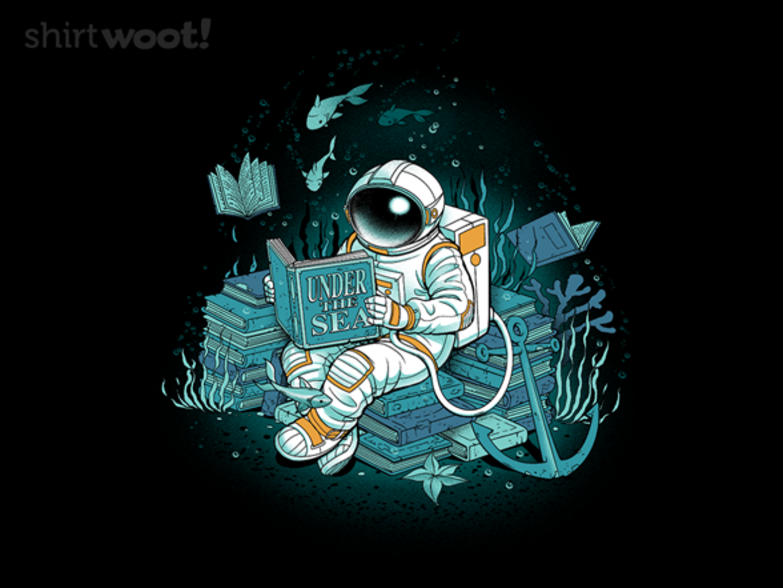 Woot!: Cosmonaut Under The Sea