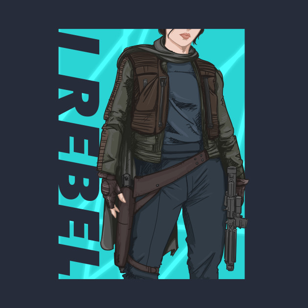 TeePublic: I Rebel