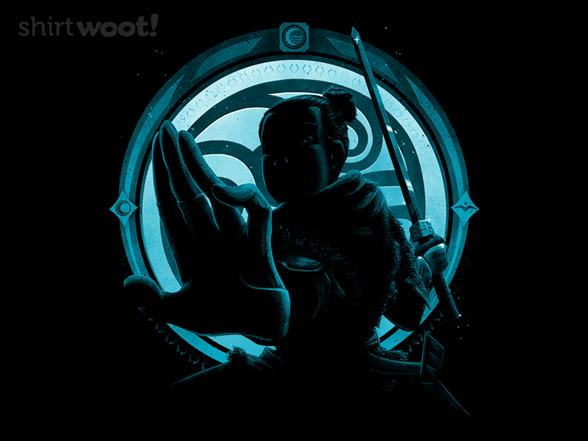 Woot!: Water Warrior