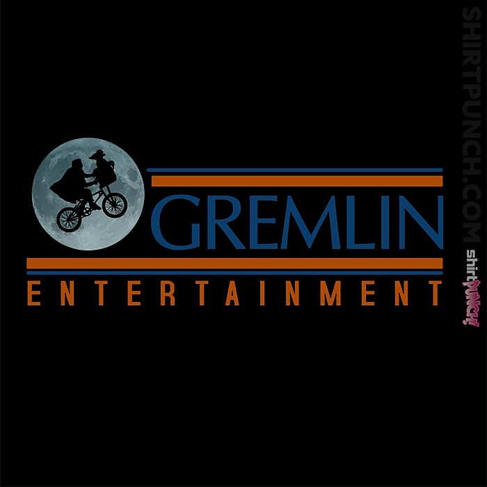 ShirtPunch: Gremlin Entertainment