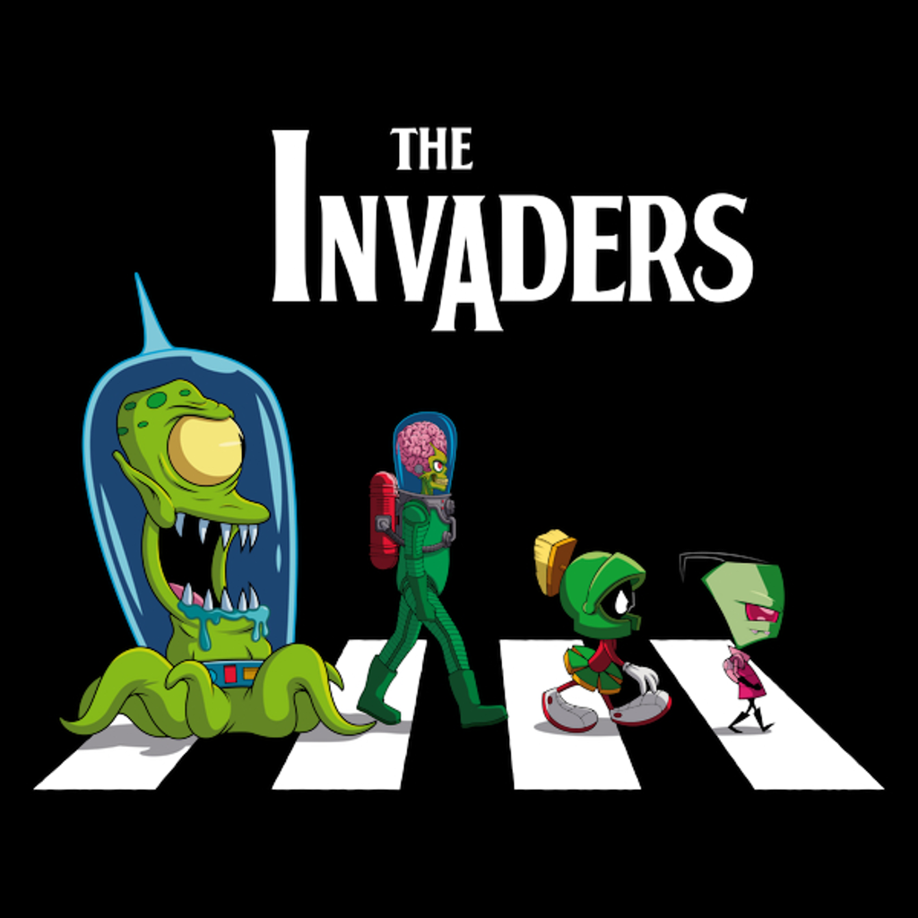 NeatoShop: The Invaders