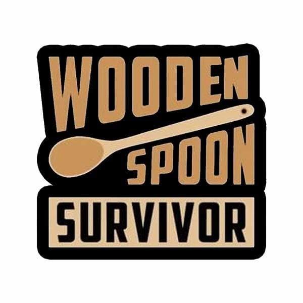 BustedTees: Wooden Spoon Survivor Mug
