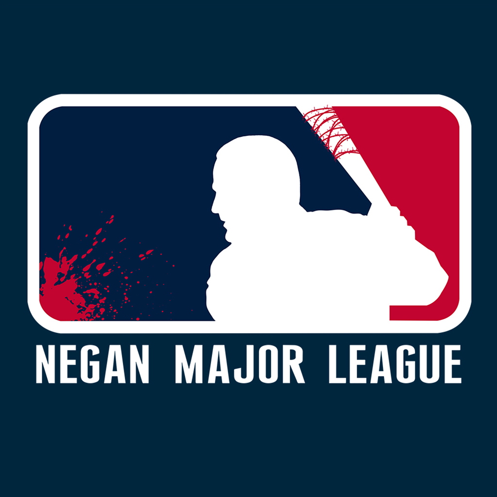 TeeTee: Negan Major League