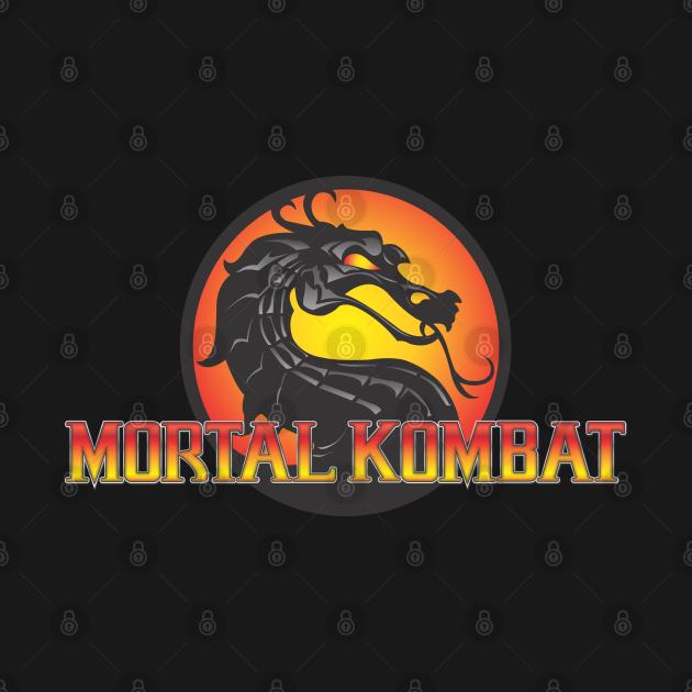 TeePublic: Mortal Kombat