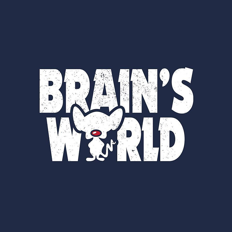 TeeFury: Brain's World