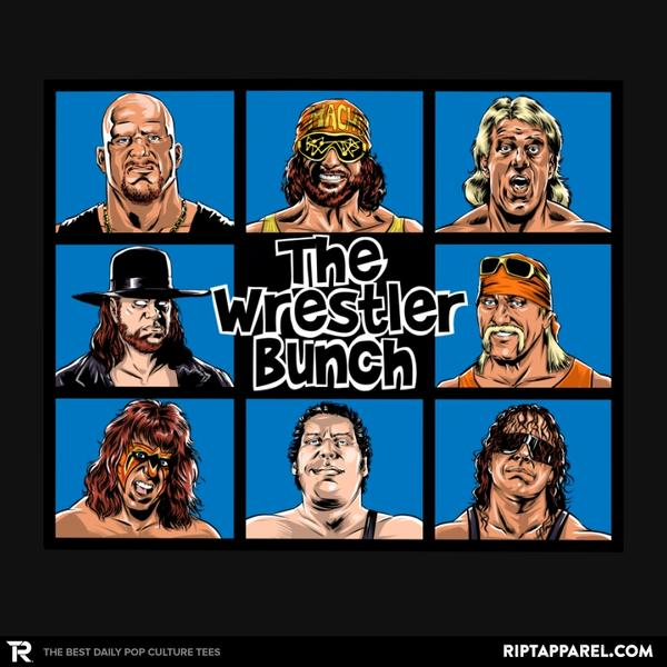 Ript: The Wrestler Bunch