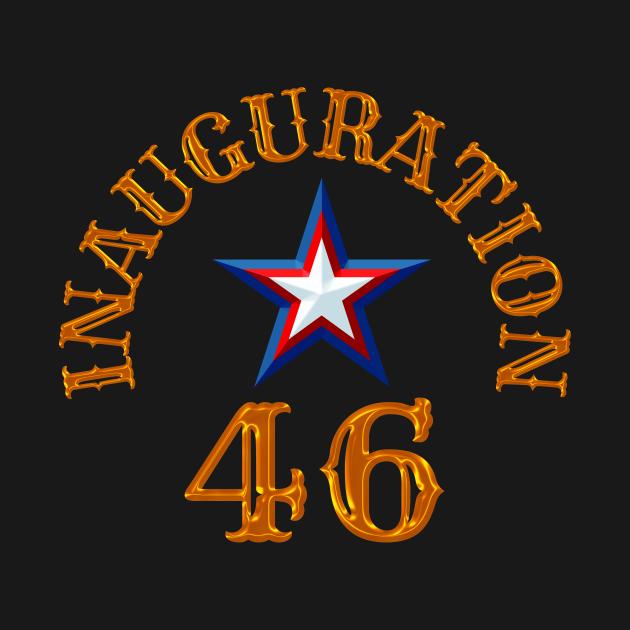 TeePublic: inauguration 46