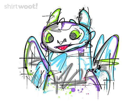 Woot!: Dragon Pop