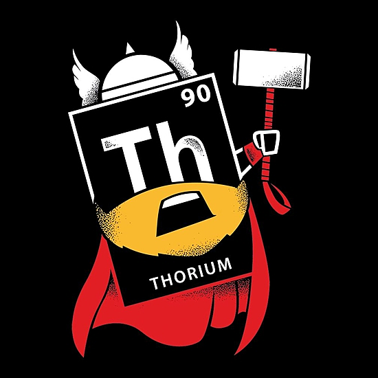 BustedTees: Thorium