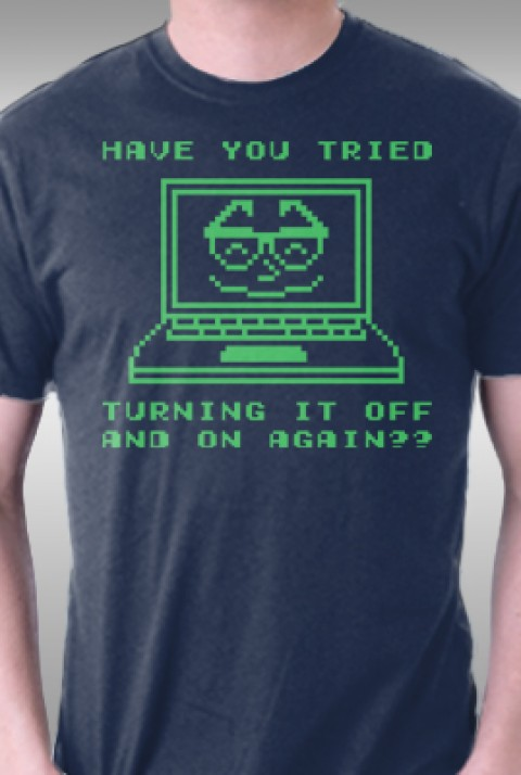 TeeFury: Tech Support