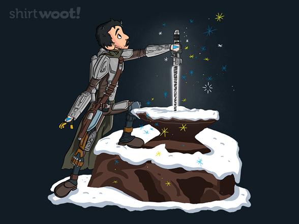 Woot!: The Chosen Ruler
