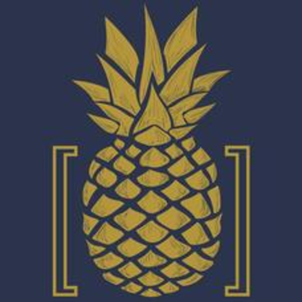 Textual Tees: Pineapple T-Shirt