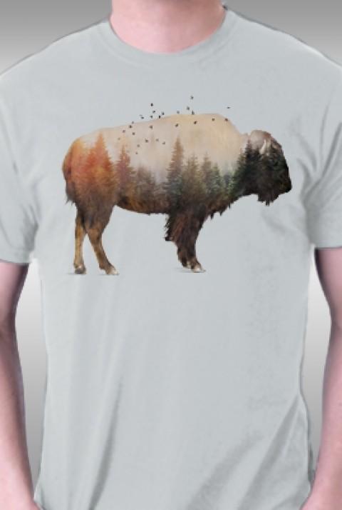 TeeFury: Bison