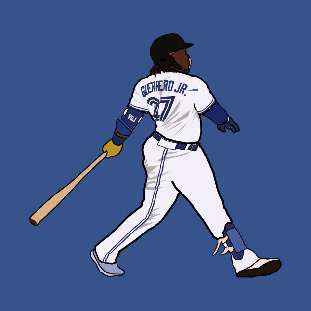 TeePublic: Vladimir Guerrero Jr - Toronto BlueJays MLB