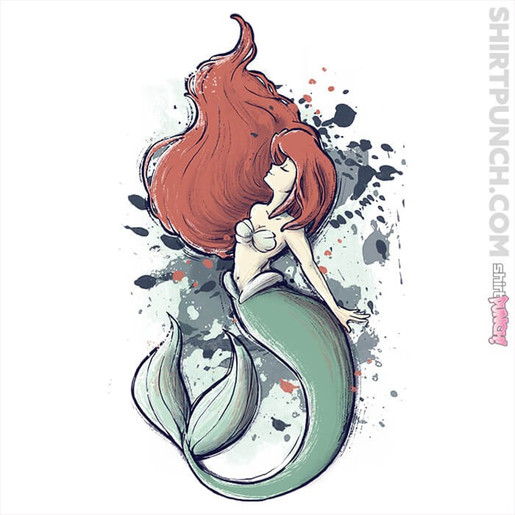 ShirtPunch: The Mermaid