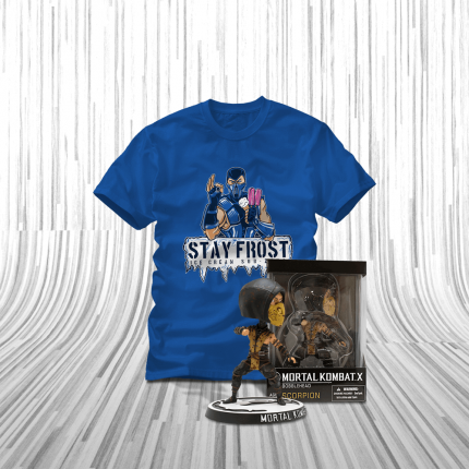ShirtPunch: Get Over Here Bundle