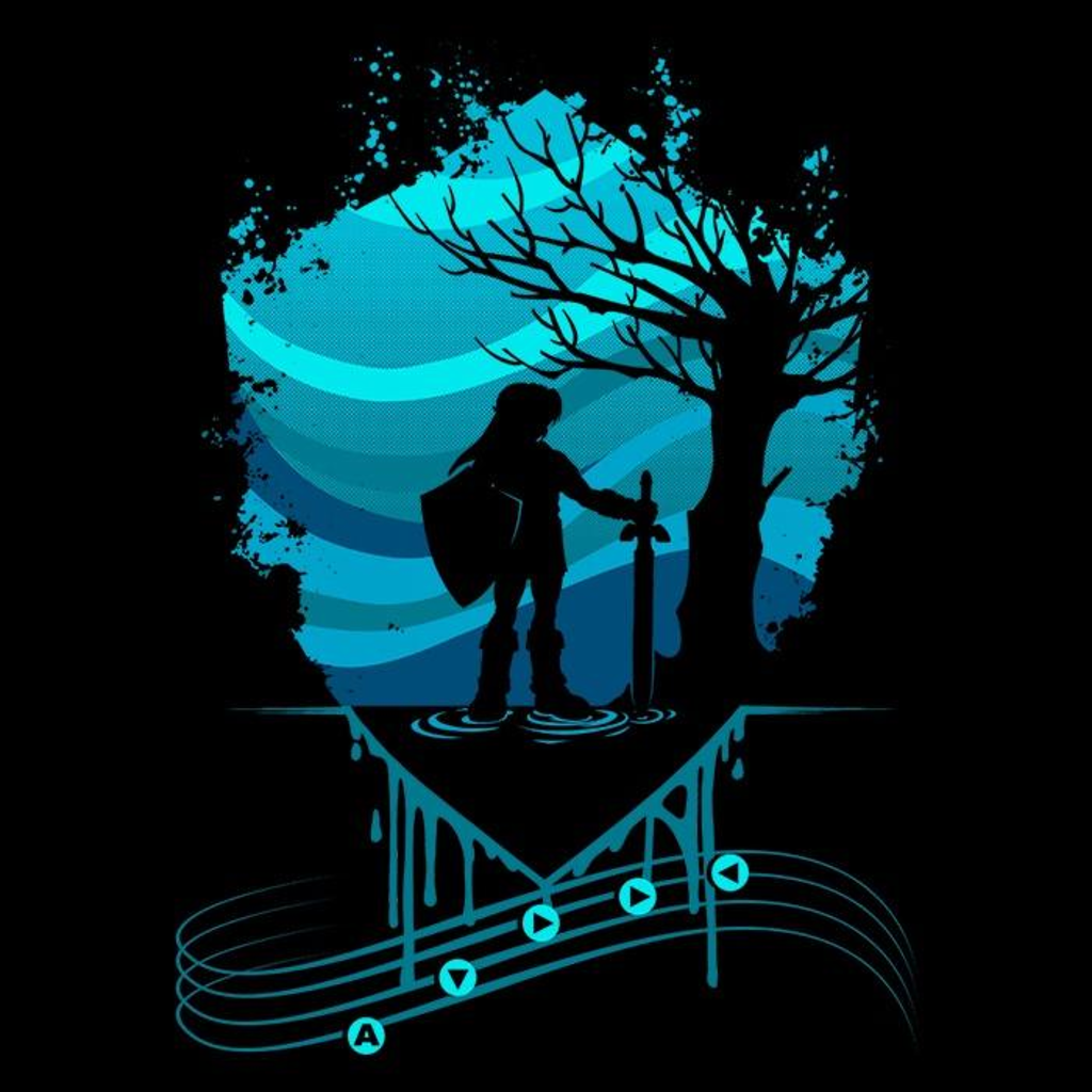 Once Upon a Tee: Serenade of Water
