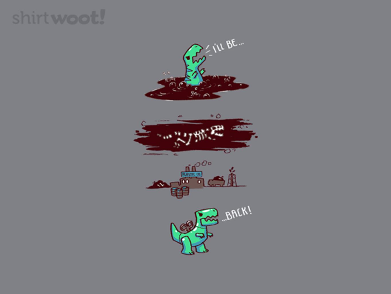 Woot!: Recyclosaurus - $15.00 + Free shipping