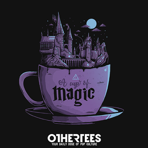 OtherTees: A Cup of Magic