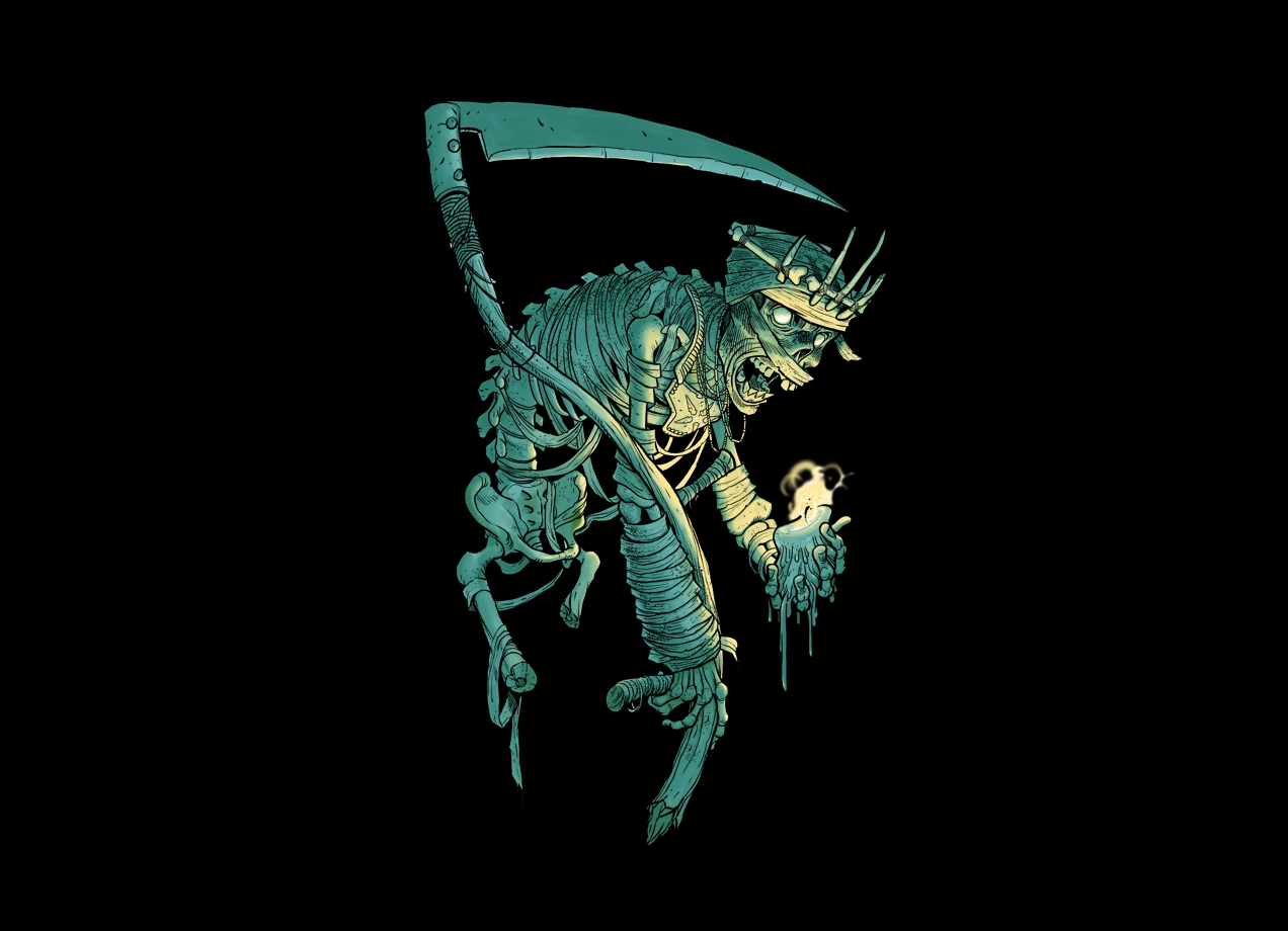 Threadless: Ahmratep the Lost
