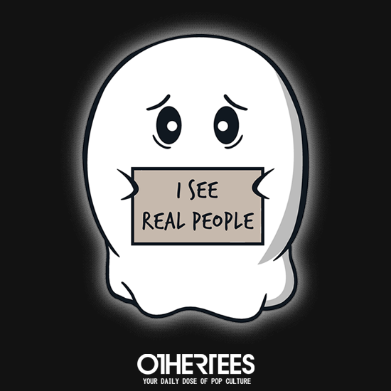 OtherTees: I see real people