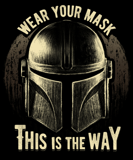 Qwertee: Wear your Mask