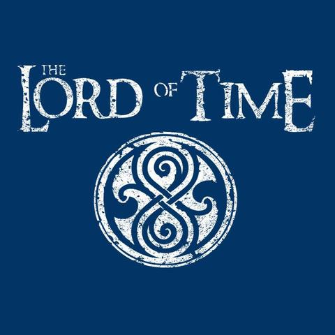 WhovianShirts: Lord of the Time