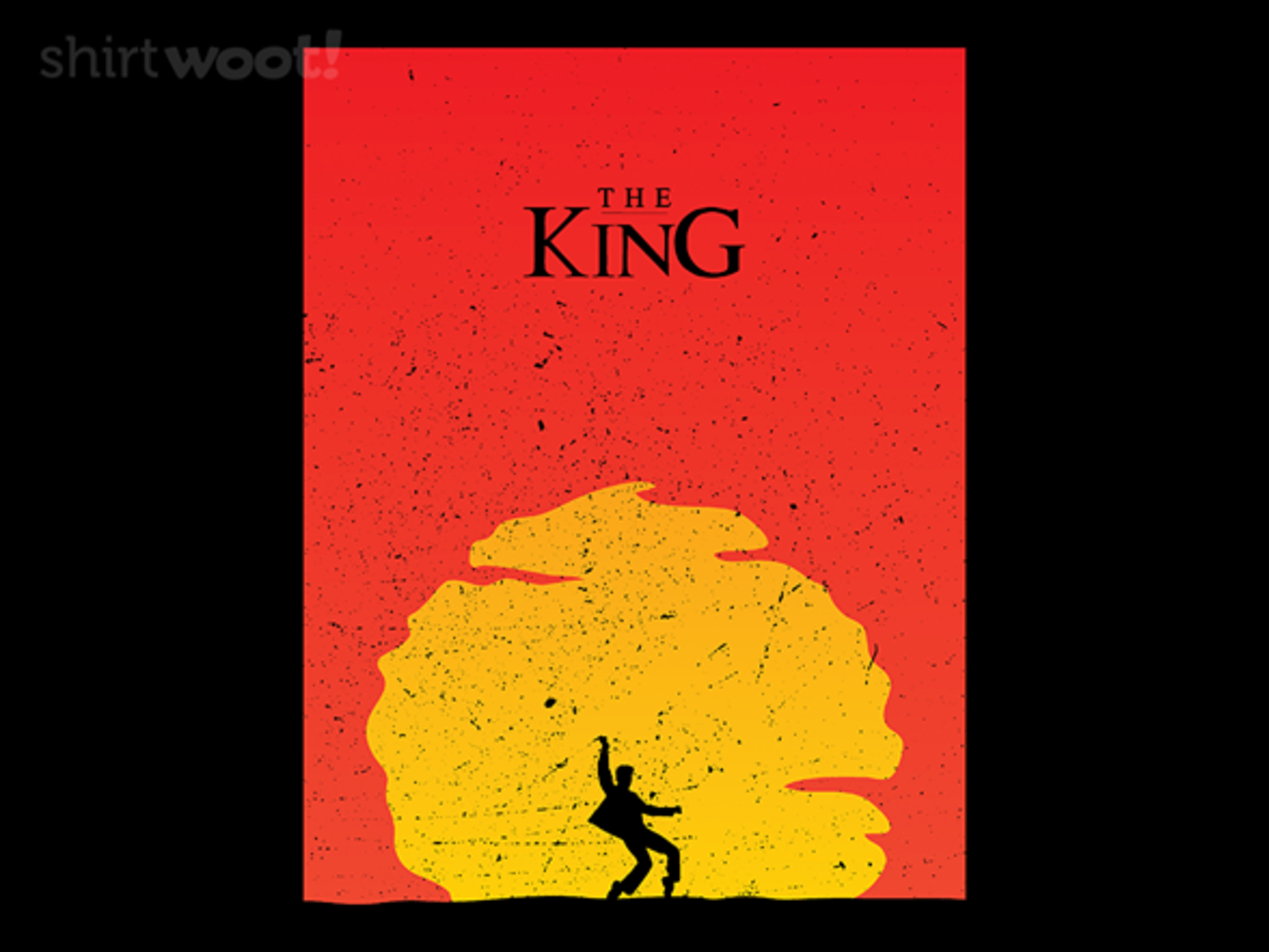 Woot!: The King