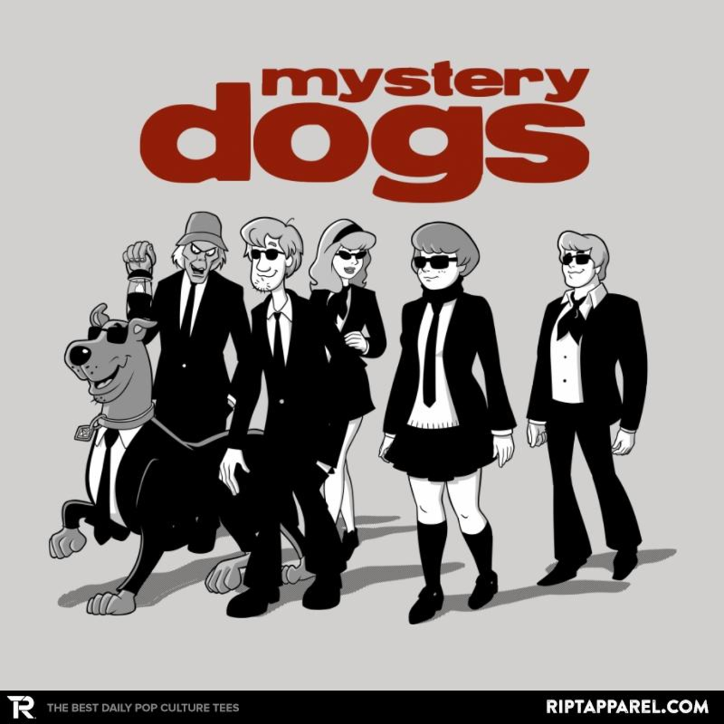 Ript: Mystery Dogs