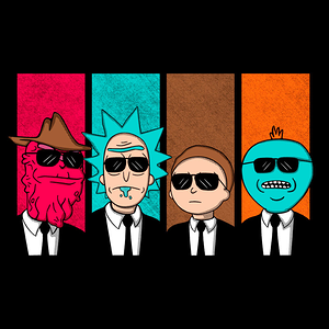 Pampling: Rickservoir Dogs