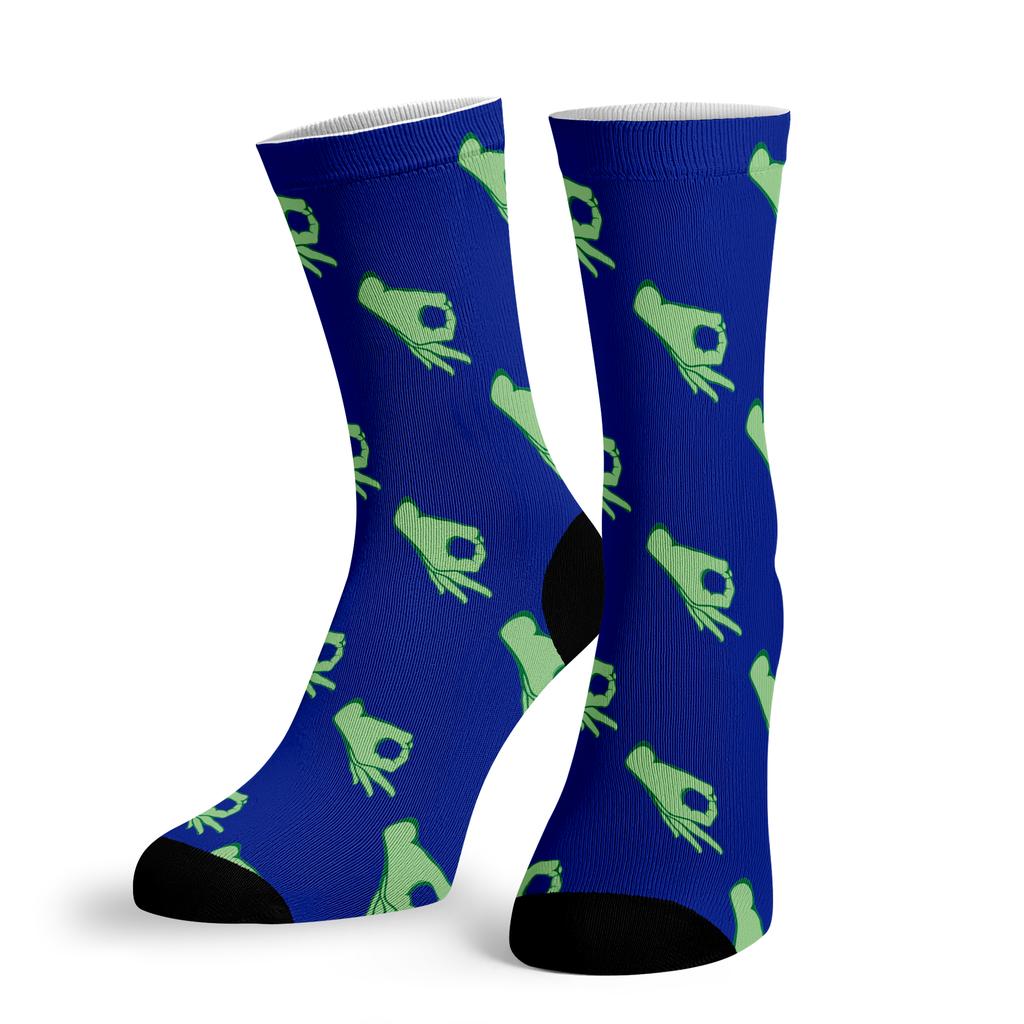 BustedTees: Look Socks