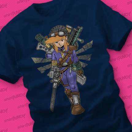 ShirtPunch: The Legend of Fallout