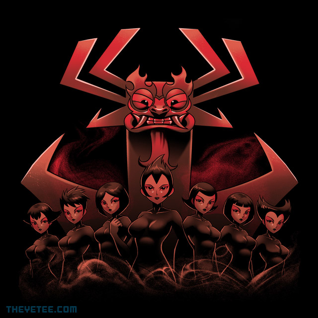 The Yetee: Foolish Samurai