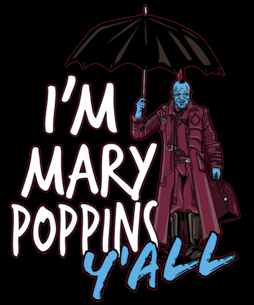 Qwertee: Mary Poppins Y'all