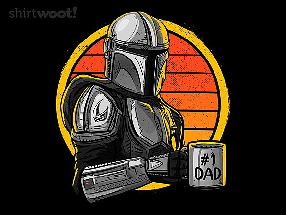 Woot!: The Best Dad