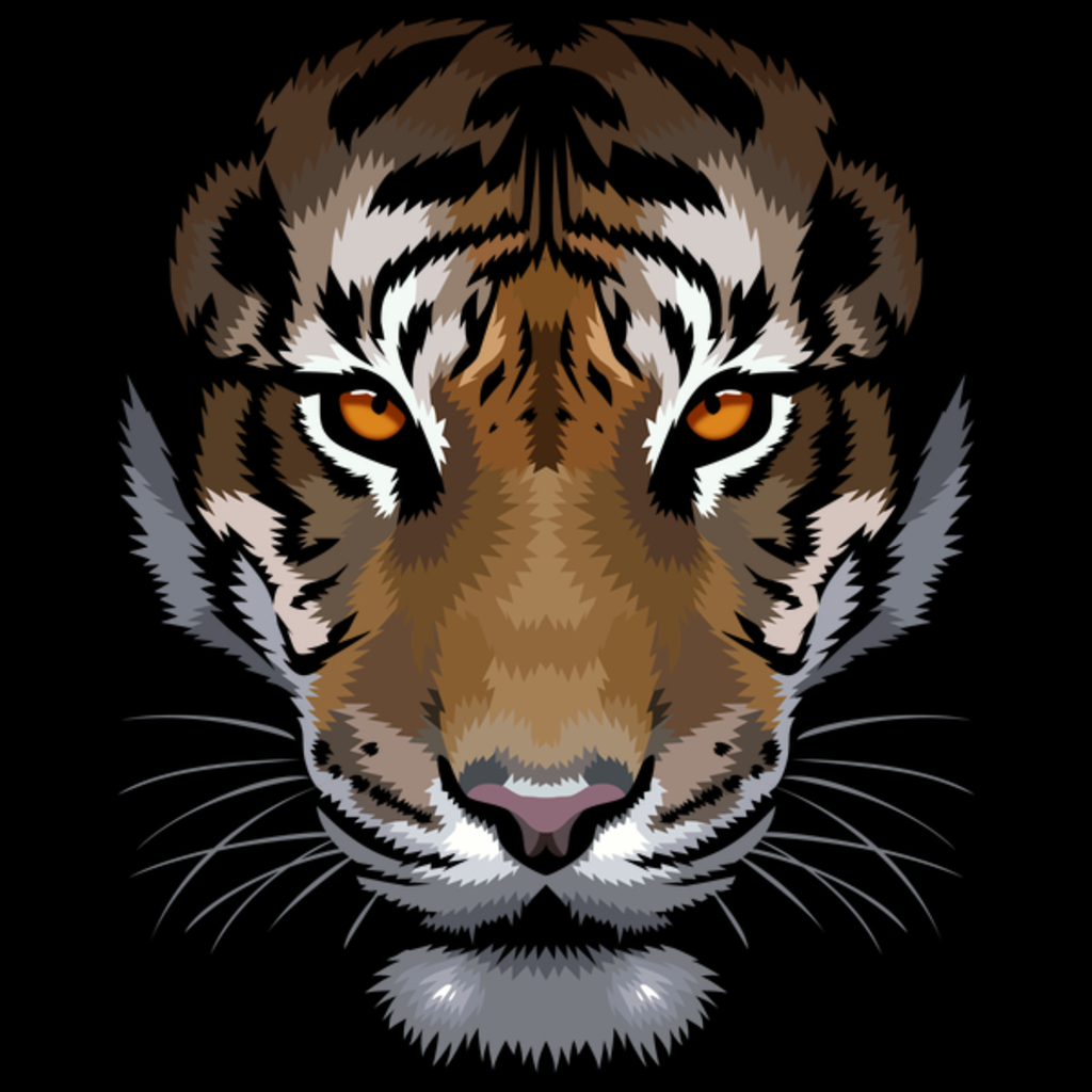 NeatoShop: Amazing eyes of the tiger