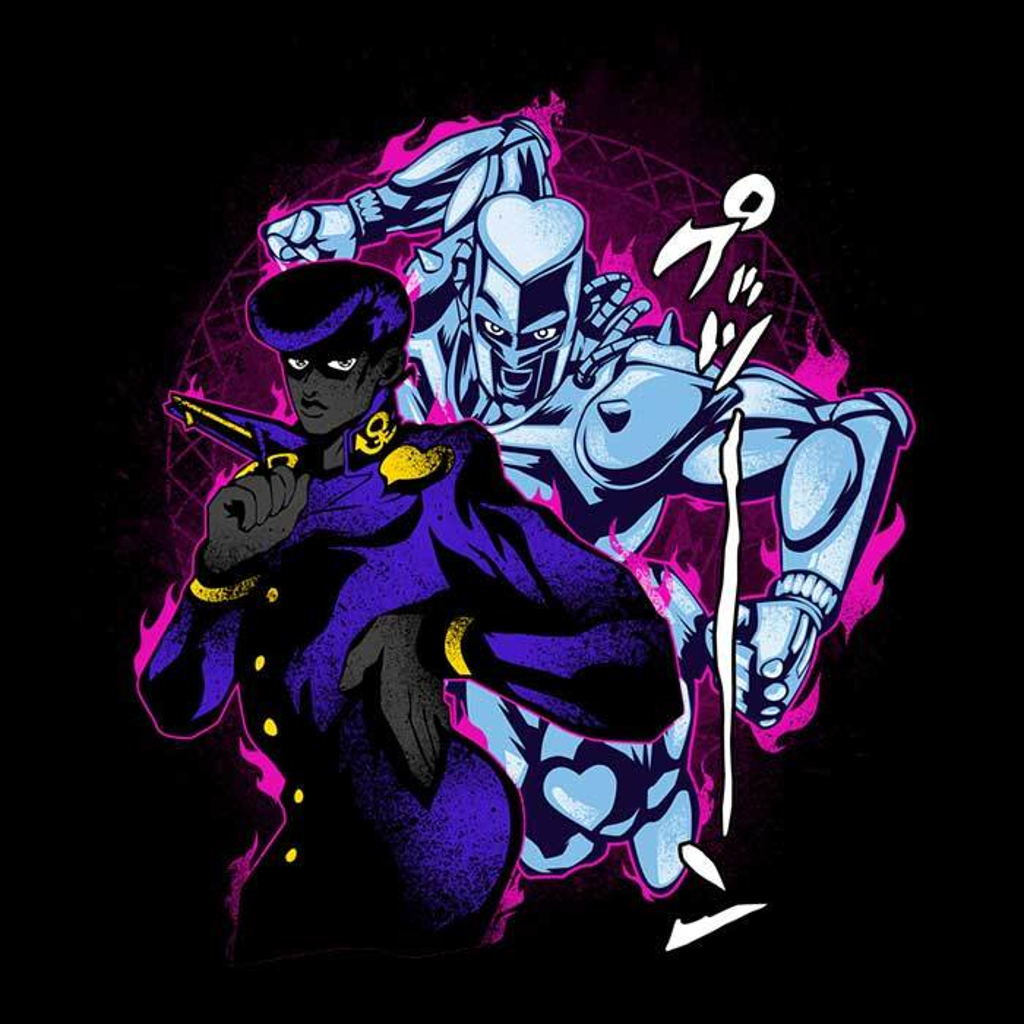 Once Upon a Tee: Attack of Josuke