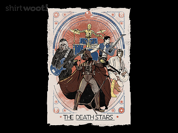 Woot!: The Death Stars