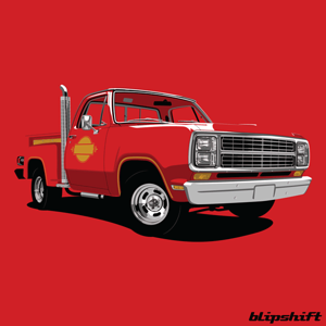 blipshift: Express D-Livery