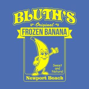 Five Finger Tees: Bluth's Frozen Banana T-Shirt