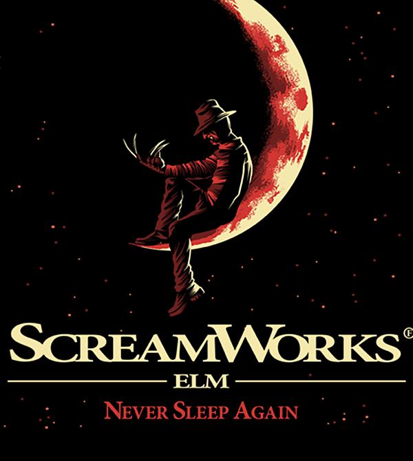 teeVillain: Scream Works