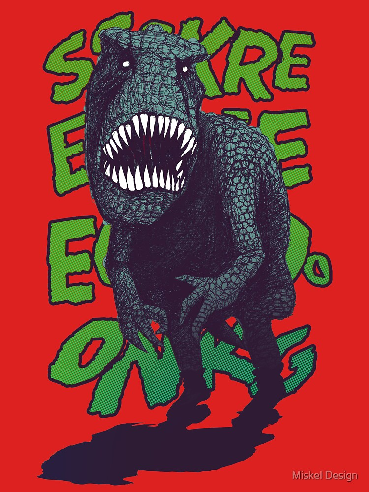 RedBubble: The T REX
